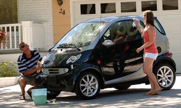 autoaufbereitung vor auto verkaufen lohnt sich