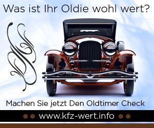 Oldtimer Bewertung Auto